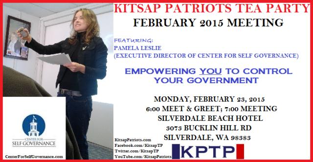 Feb 2015 Meeting