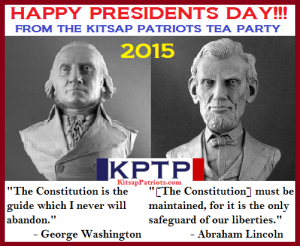 KPTP Presidents Day 2015