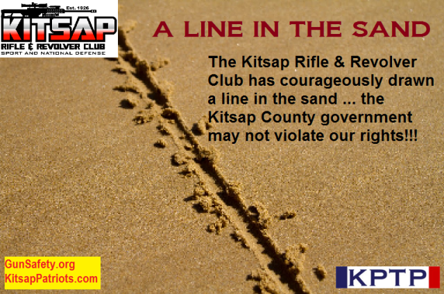 KRRC Line in Sand