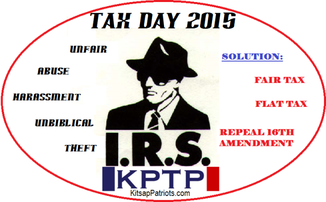 Tax Day 2015