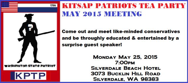 May 2015 Meeting