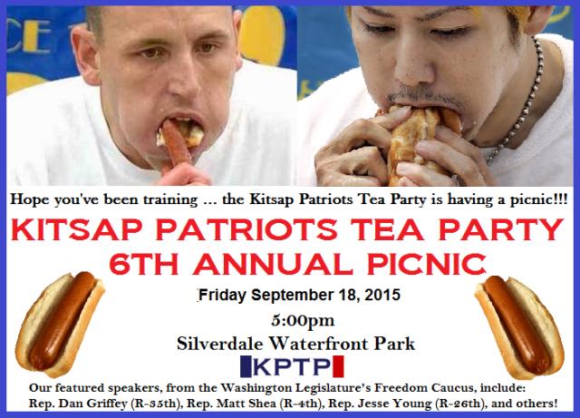 KPTP Picnic 2015 - Sept