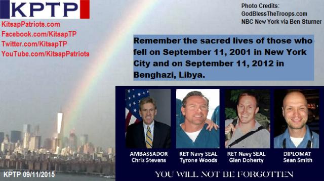 Remember 911 2015