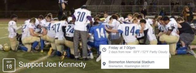 Support Joe Kennedy Sept 2015