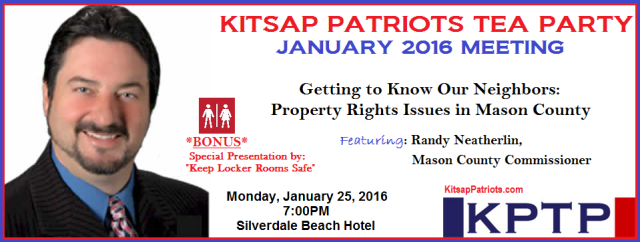 KPTP January 2016 Meeting