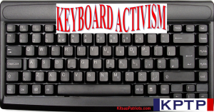KPTP Keyboard Activism