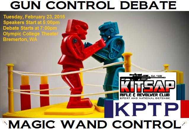 Gun Control Debate 022316