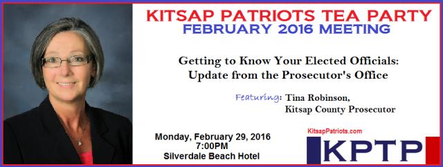 KPTP February 2016 Meeting