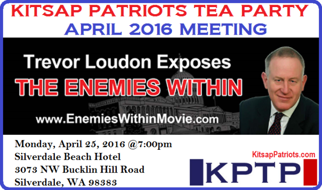 KPTP April 2016 Meeting