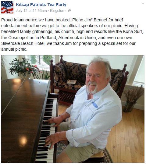 Picnic 2016 - Update Piano