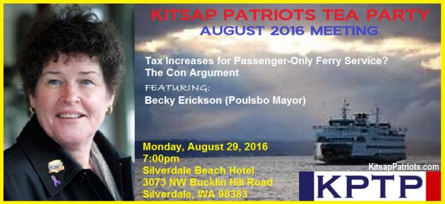 August 2016 Meeting